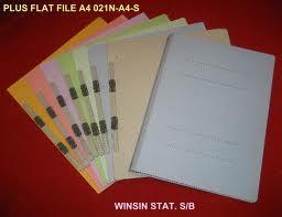 File giấy Plus 021N