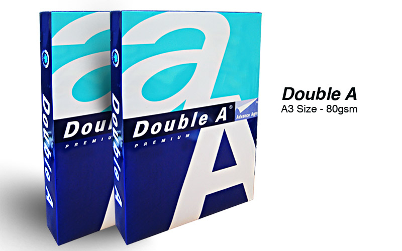 Giấy A3 Double A 70