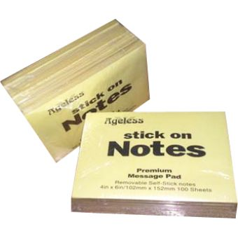 Giấy note 3 x 4 theo lố