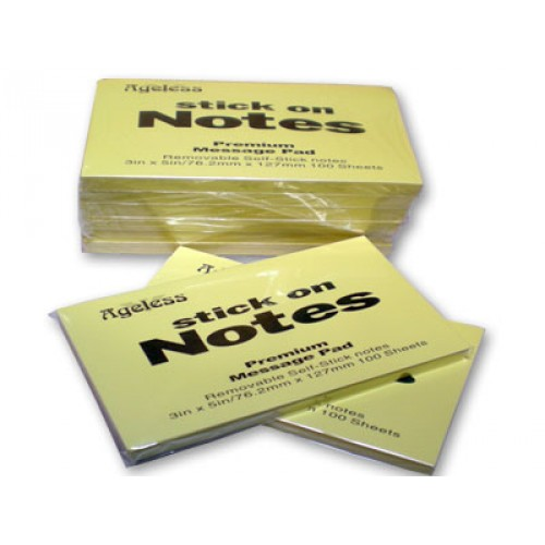 Giấy note 3 x 5 theo lố