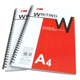 Sổ A4 lò xo 200 trang