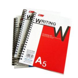 Sổ A5 lò xo 200 trang