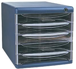 Tủ tài liệu 5 ngăn Deli 9795