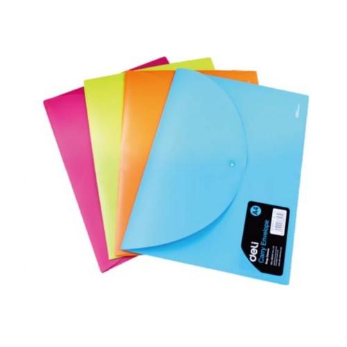 Túi hồ sơ 1 ngăn DeLi 38131