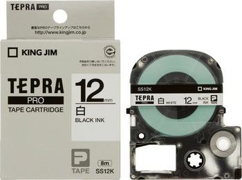 Băng mực Tepra 6mm,9mm,12mm