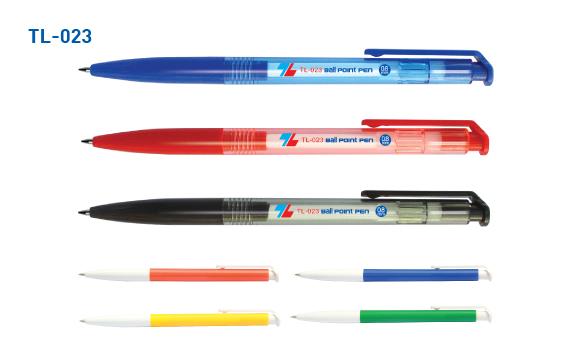 Bút bi Thiên Long 023 nét 0.8mm